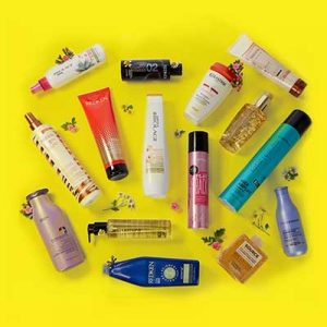 Free Selection of Hair Products for Winners