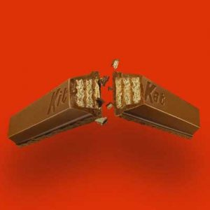 Free Year's Supply of Kit Kat Bars for Winners
