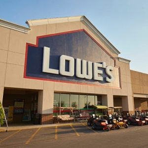 Free $5 Lowe's Gift Card