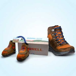 Free Pair of Merrell Boots for Winners