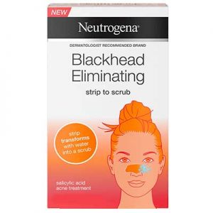 Free Neutrogena Blackhead Strips or Quaker Chewy Bar