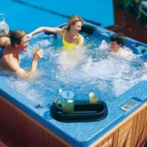 Free Portable Hot Tub for Winner