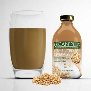 Free Q-Can Plus Fermented Soy Drink