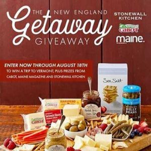 Free Trip, Gift Card, Year's Cheese Supply for Winner