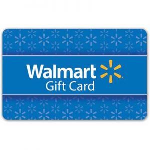 Free $100 Walmart Gift Card for Winners