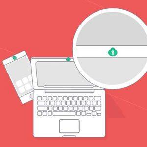 Free Webcam Spy Blocker Stickers