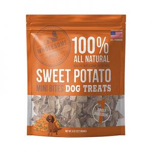Free Sample Bag of Dog Food