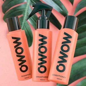 Free O'wow Smoothing Treatment Kit