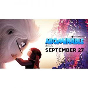 Free Abominable Screening Ticket