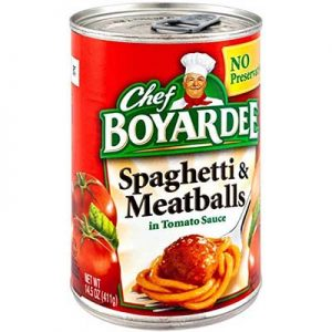 Free Chef Boyardee Pasta Coupon from Viewpoints