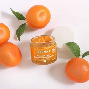 Free Derma E Vitamin C Instant Radiance Facial Peel for Winners