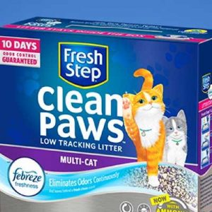 Free Fresh Step Products