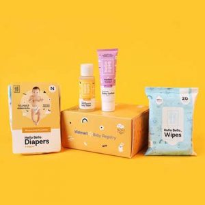 Free Hello Bello Baby Products