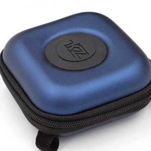 Free KZ Earphone Square PU Case Portable Storage Bag