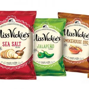 Free Miss Vickie's Potato Chips