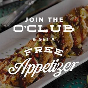 Free Appetizer from O'Charley's