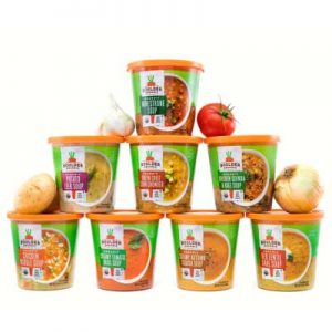 Free Organic Soup from Social Nature