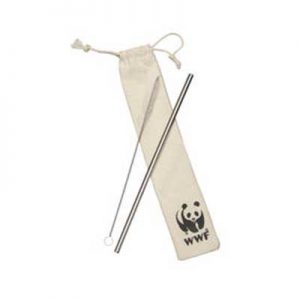 Free Reusable Straw Kit