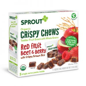 Free Sprout Crispy Chews from Moms Meet