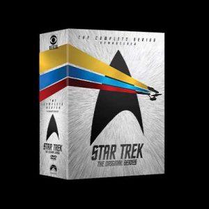 Free Star Trek Original Series Collection for Winner