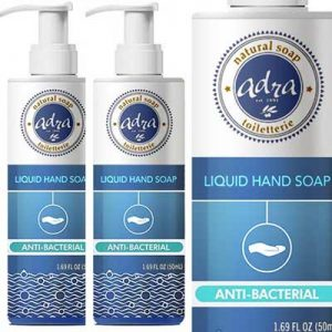 Free Liquid Hand Soap Sample