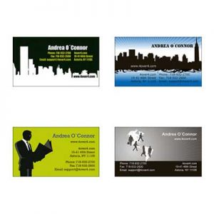 Free 200 Business Cards