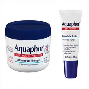 Free Aquaphor Ointment or Lip Repair Stick