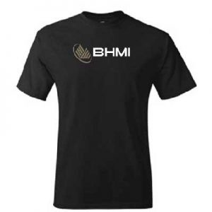 Free BHMI T-Shirt