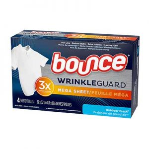 Free Bounce WrinkleGuard or Downy Unstopables