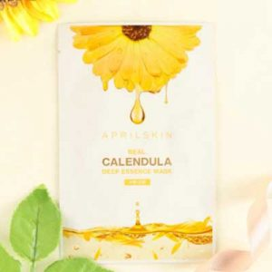 Free Calendula Deep Essence Mask from 08liter