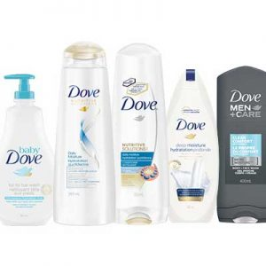 Free Dove Product Samples for Canada