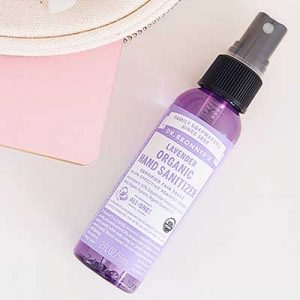 Free Dr. Bronner's Hand Sanitizer from Moms Meet