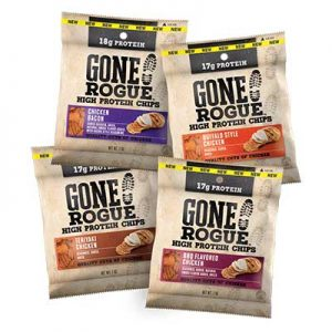 Free Gone Rogue Protein Chips for Testers