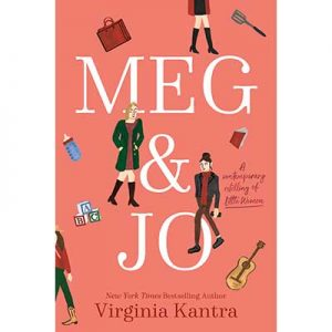 Free Meg & Jo Book by Virginia Kantra for Winners