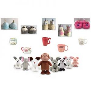 Free Meribel Plush Toys, Mugs, Slippers from Tryazon