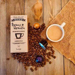 Free Nespresso Intenso Coffee Capsules