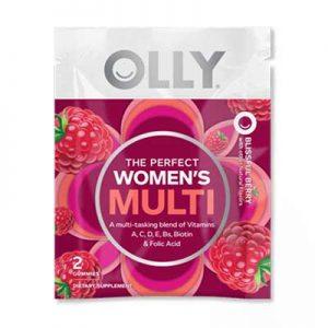 Free Olly Women's Multivitamins