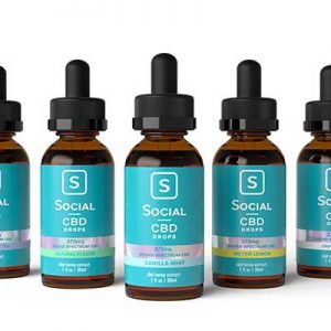 Free Social CBD Drops from Moms Meet