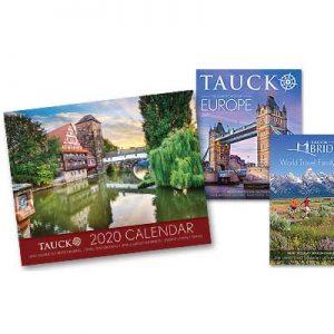 Free Tauck 2020 Calendar