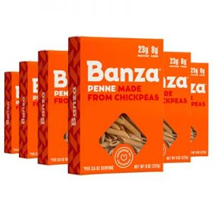 Free Box of Banza Pasta Coupon