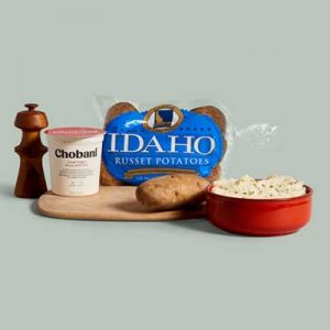 Free Idaho Potato Swag, Apron, Potato Peeler for Winners