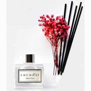 Free Cocod'or Preserved Real Flower Reed Diffuser from 08liter