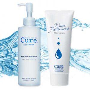 Free Cure Natural Aqua Gel and Water Treatment