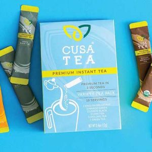 Free Box of Cusa Tea Coupon