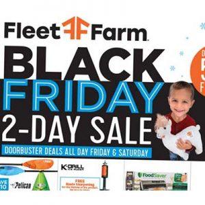 Free Plush Toy at Fleet Farm