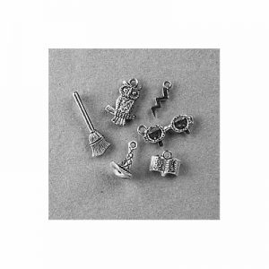 Free Magic and Wizards Charm Set, Just Pay Shipping