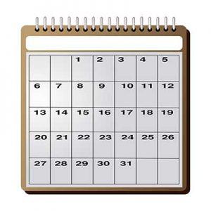 Free Hi-Line 2020 Calendar