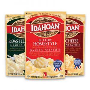 Free Idahoan Potatoes Pouch Coupon