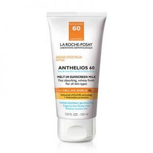 Free La Roche-Posay Anthelios 60 Sunscreen Milk
