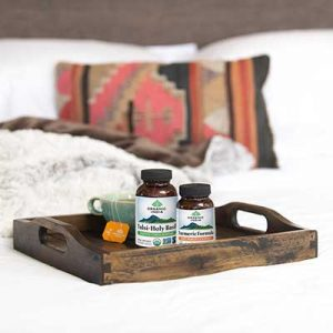 Free Organic India Teas and Swag from Tryazon